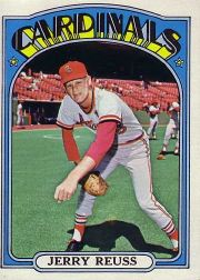 1972 Topps Baseball Cards      775     Jerry Reuss